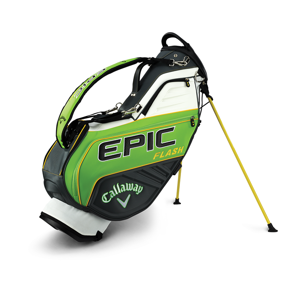 Epic Flash Staff Single Strap Stand Bag - Featured