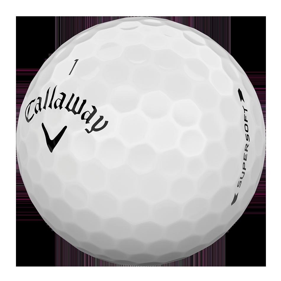 Supersoft Logo Golf Balls - View 4