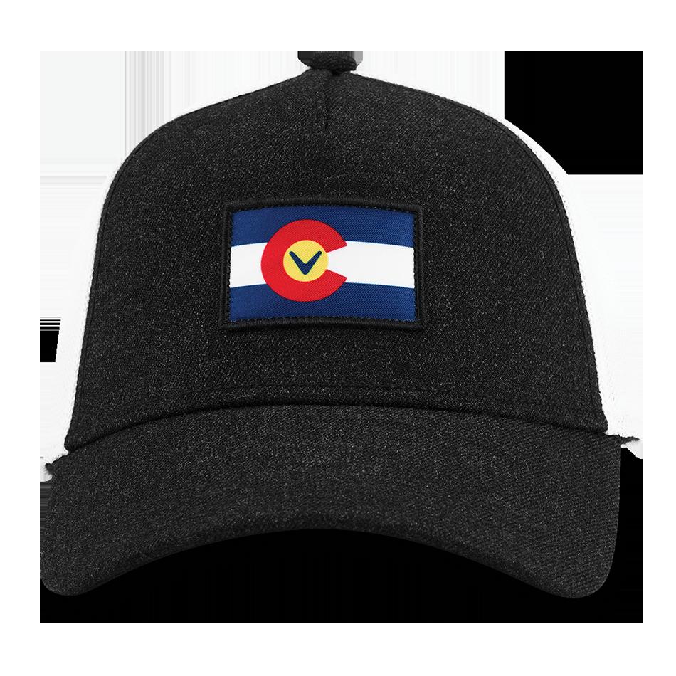 Colorado Trucker Logo Cap - View 3