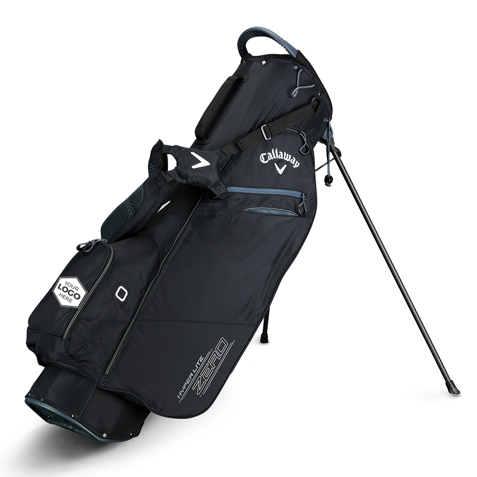 Hyper-Lite Zero Single Strap Logo Stand Bag - View 1