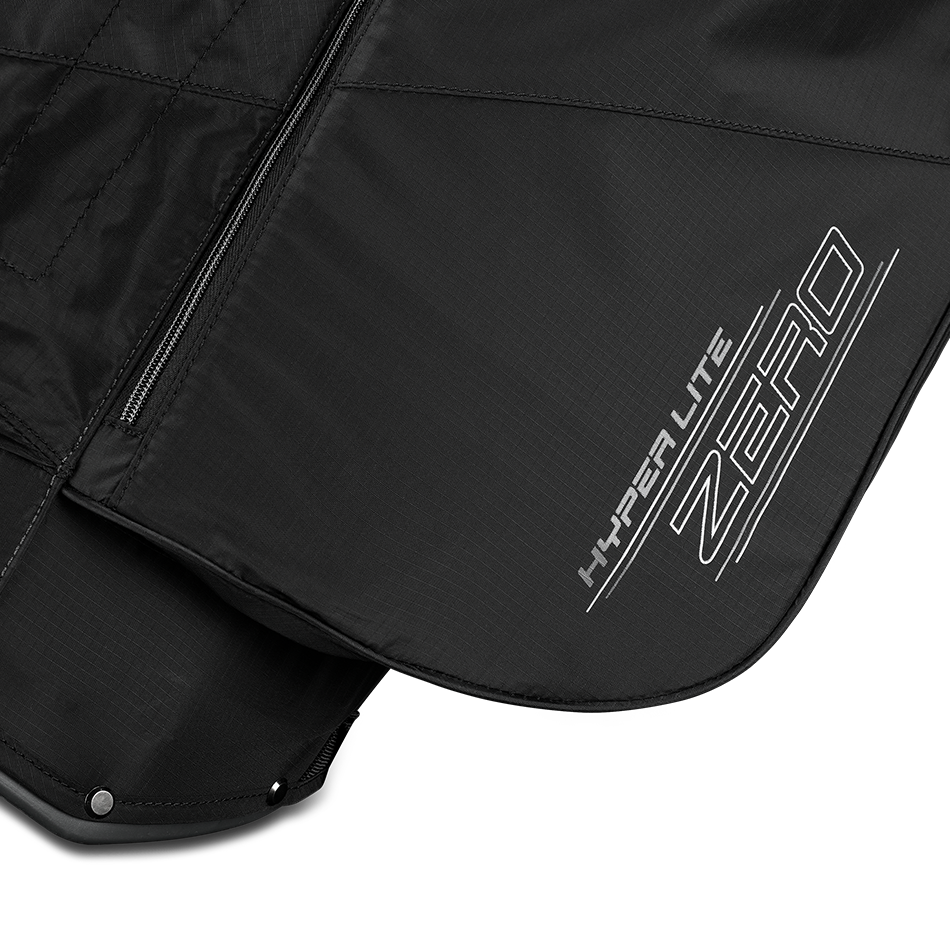 Hyper-Lite Zero Single Strap Logo Stand Bag - View 4