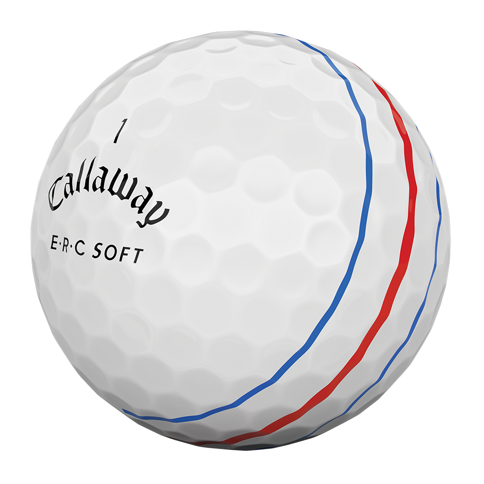 ERC Soft Logo Golf Balls - View 3