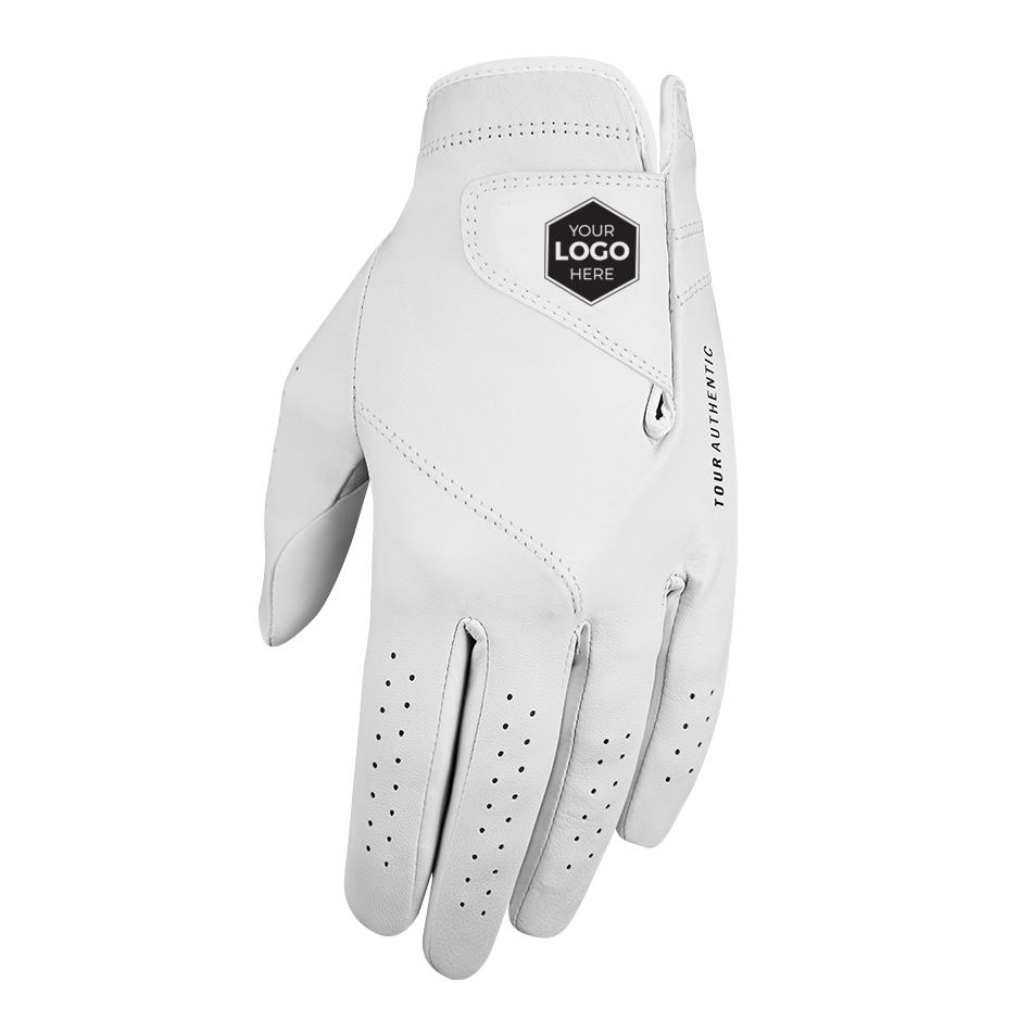 Tour Authentic Logo Gloves - Featured