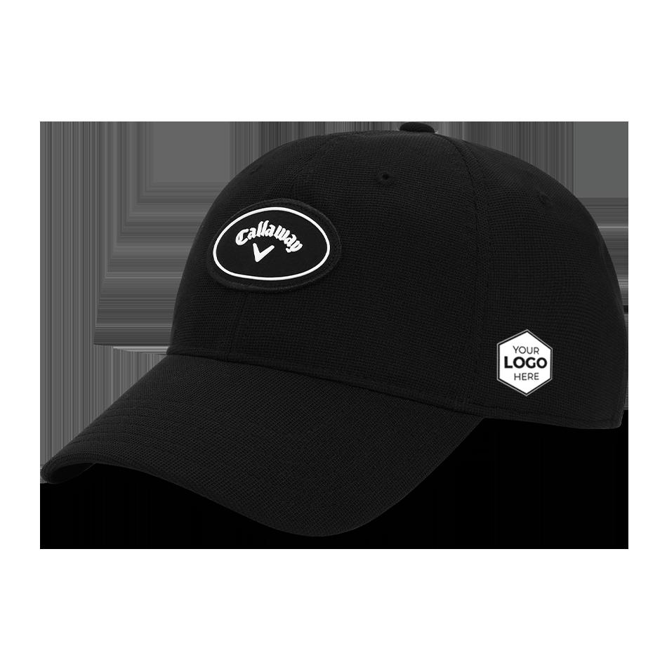 Stretch Fitted Logo Cap - Featured