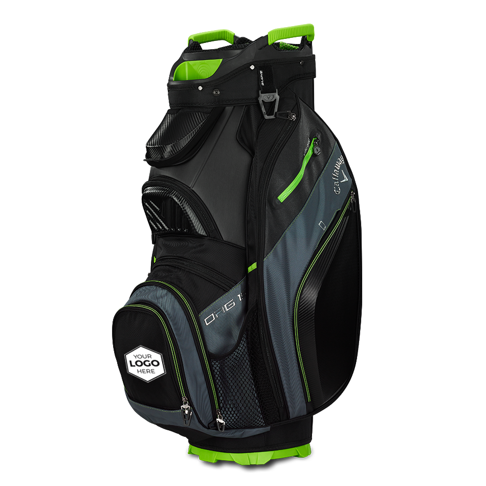 Org. 15 Epic Flash Edition Logo Cart Bag - Featured