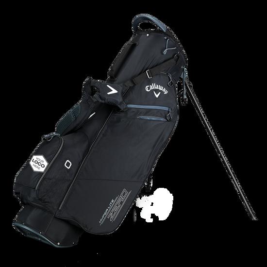 Hyper-Lite Zero Double Strap Logo Stand Bag