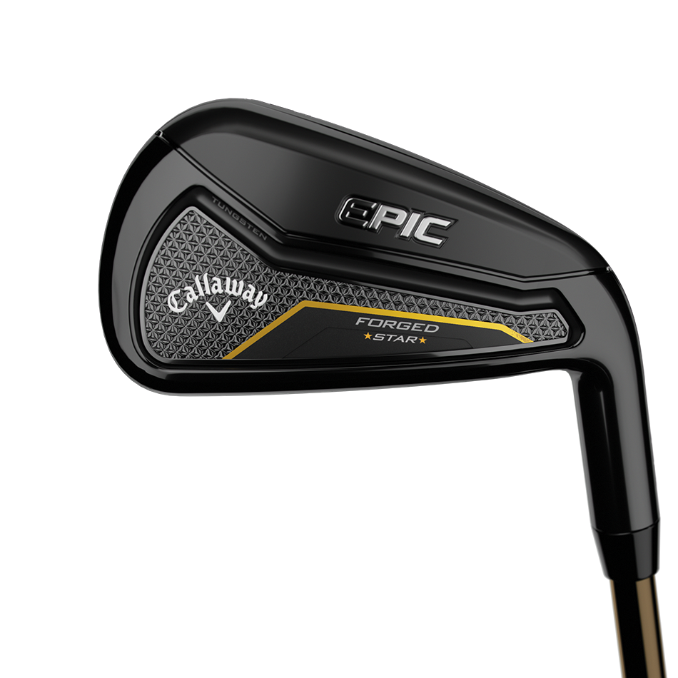 Epic Forged Star Irons - View 2
