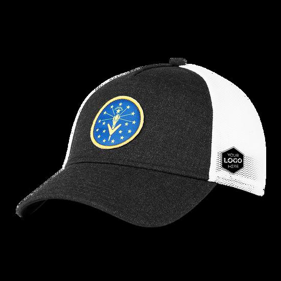 Indiana Trucker Logo Cap