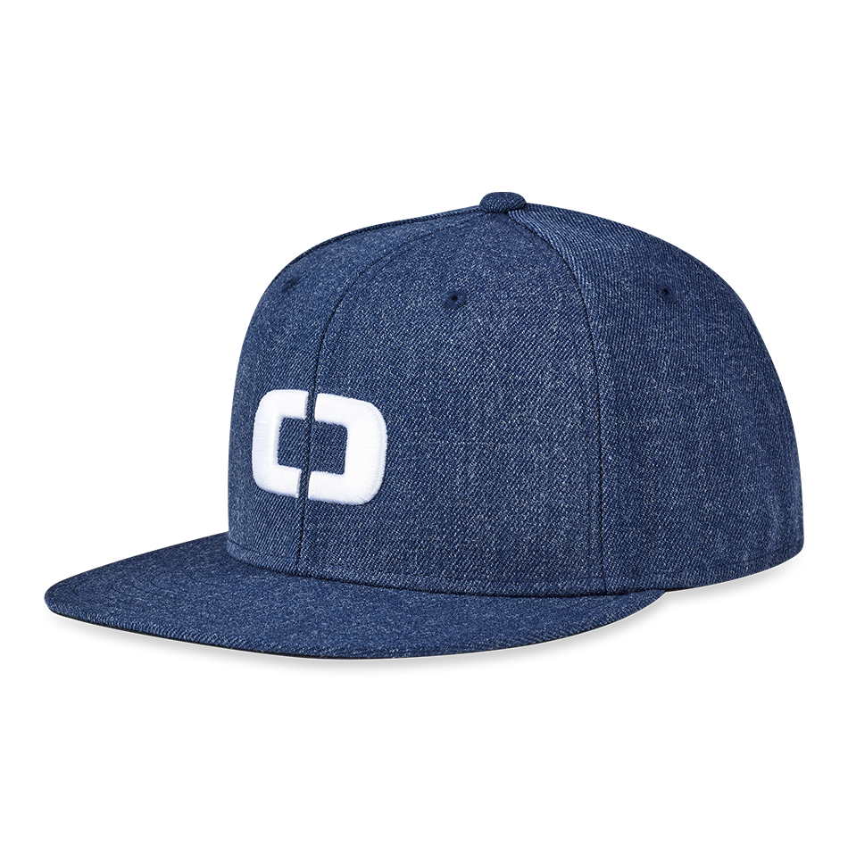ALPHA Icon Snap Back Hat - Featured