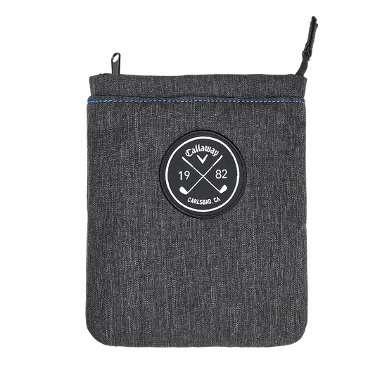 Clubhouse Logo Valuables Pouch