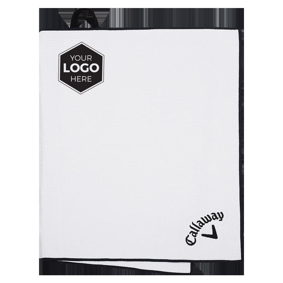 Players Towel Logo - View 4