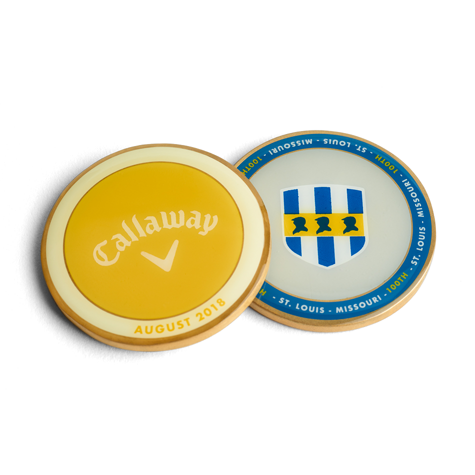 Callaway 2018 August Major Medallion - Featured