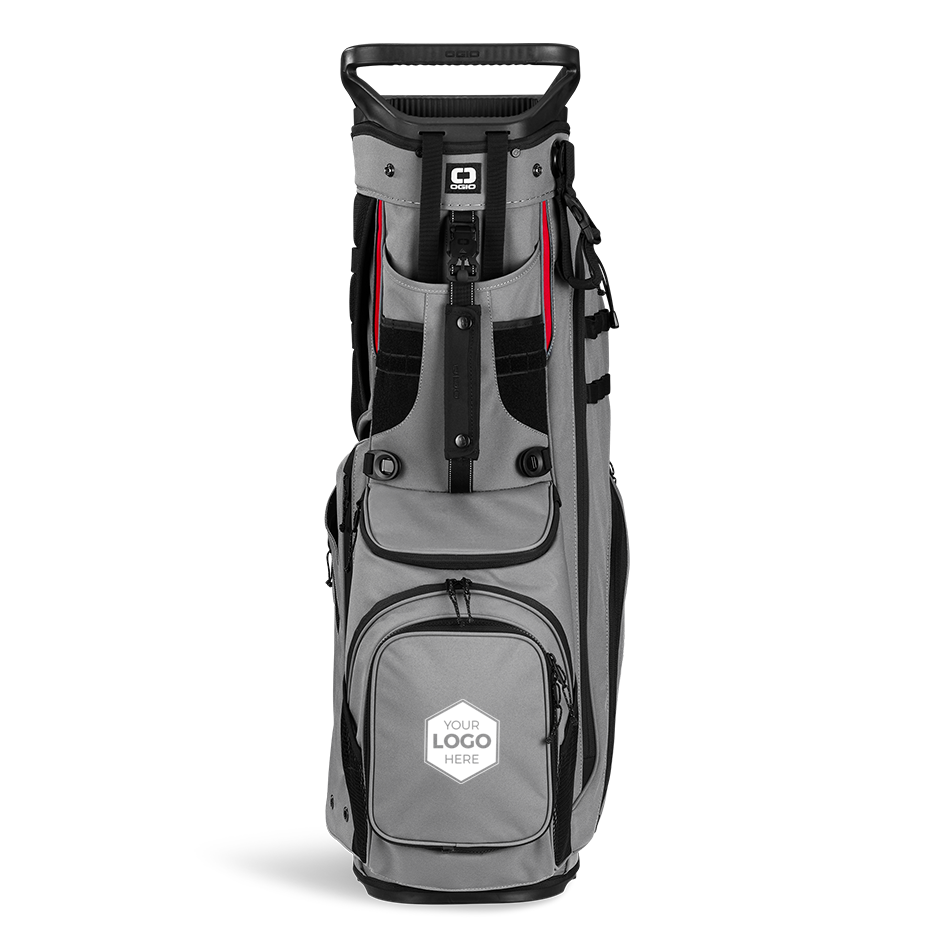 Alpha Convoy 514 RTC Logo Stand Bag - View 2