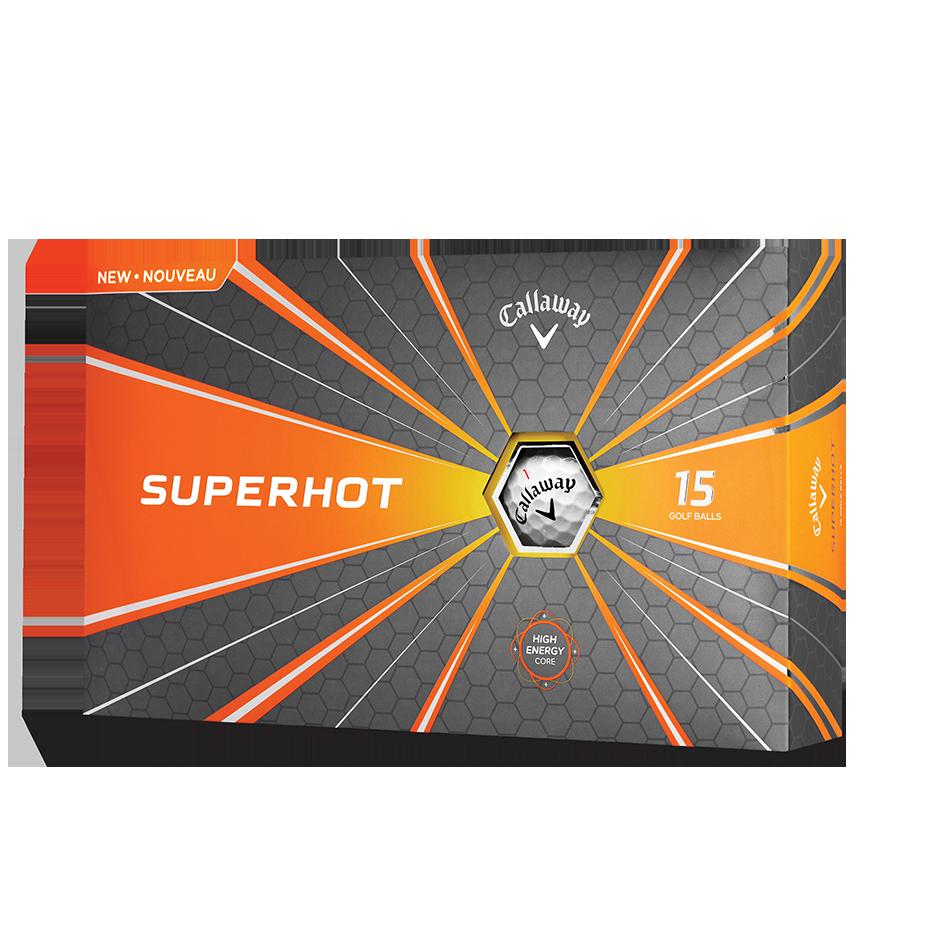 Superhot 15-Pack Golf Balls - Featured
