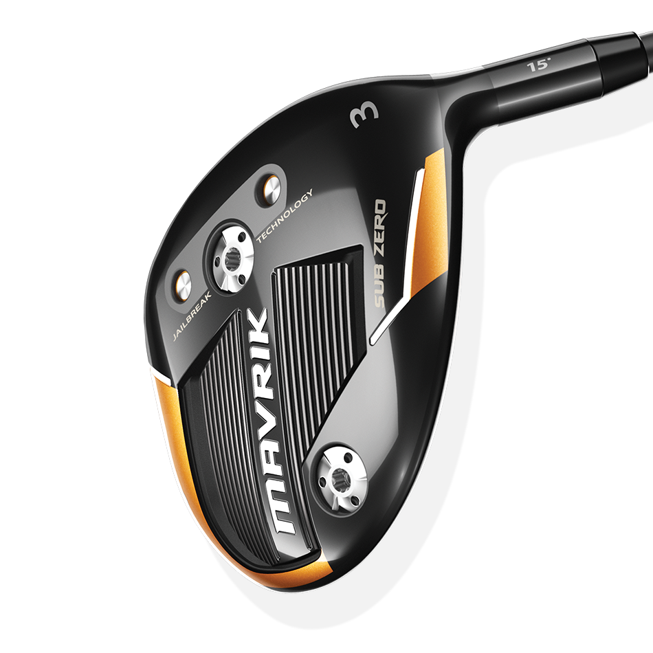 MAVRIK Sub Zero Fairway Woods - Featured