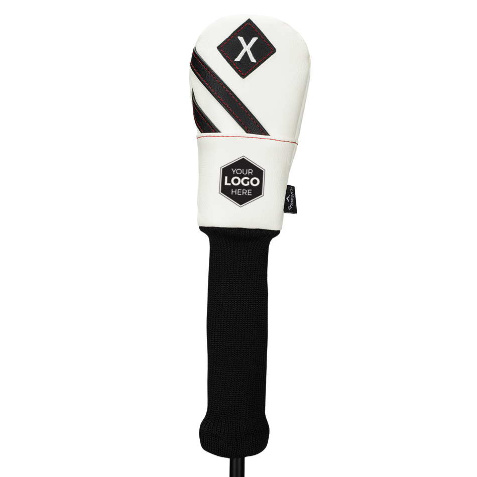 Vintage Hybrid Logo Headcover - Featured