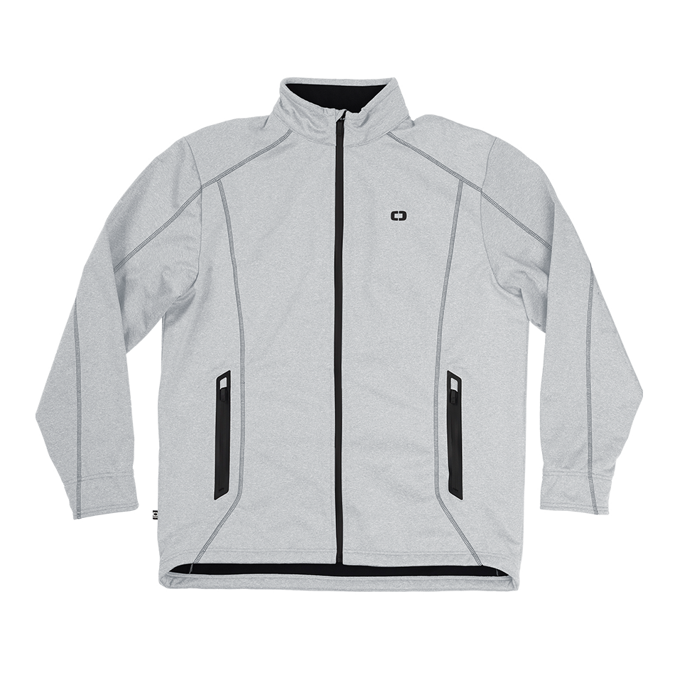 All Elements Tech Full Zip Jacket - View 1
