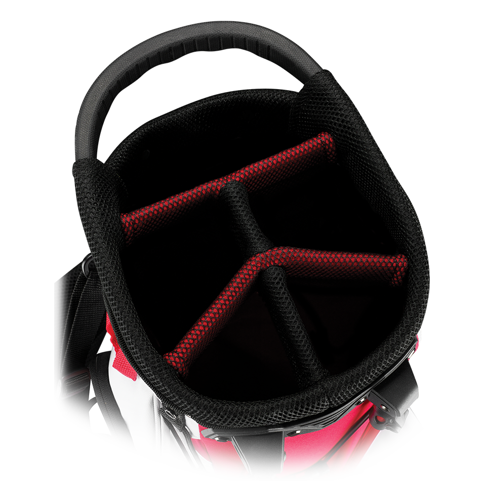 Chev Stand Bag - View 4