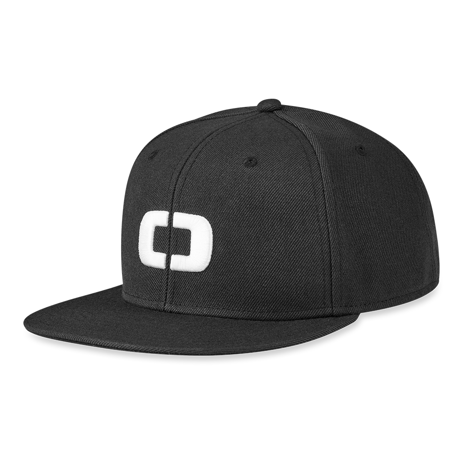 ALPHA Icon Snap Back Hat - View 1