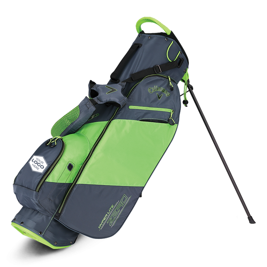 Epic Flash Hyper Lite Zero Double Strap Logo Stand Bag