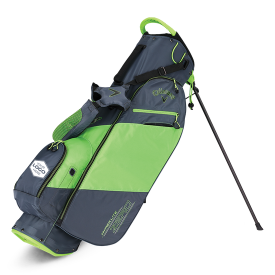 Epic Flash Hyper Lite Zero Single Strap Logo Stand Bag