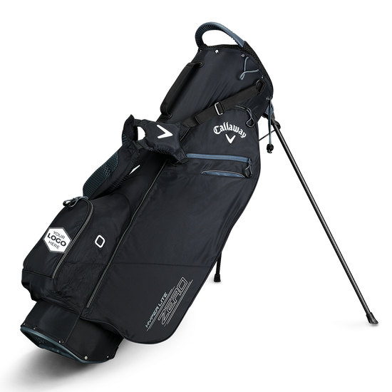 Hyper-Lite Zero Single Strap Logo Stand Bag