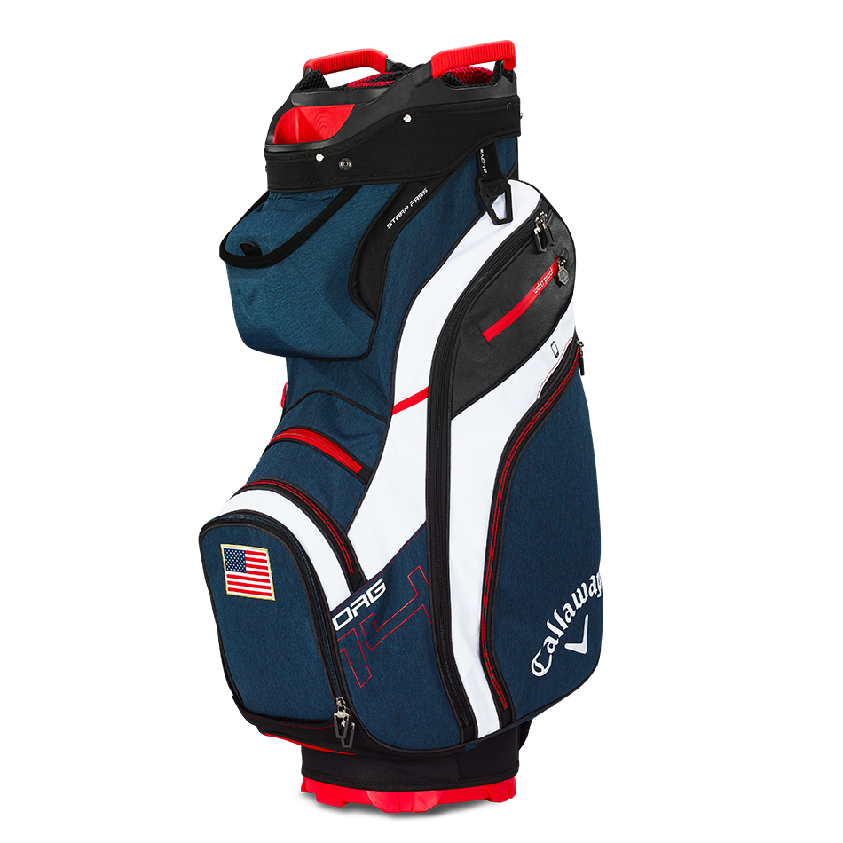 Org 14 Cart Bag - Featured
