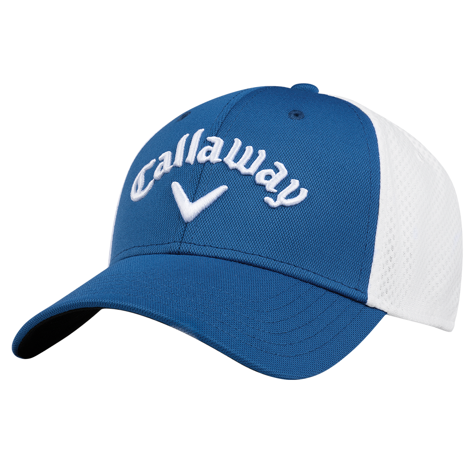 Mesh Fitted Cap - Featured