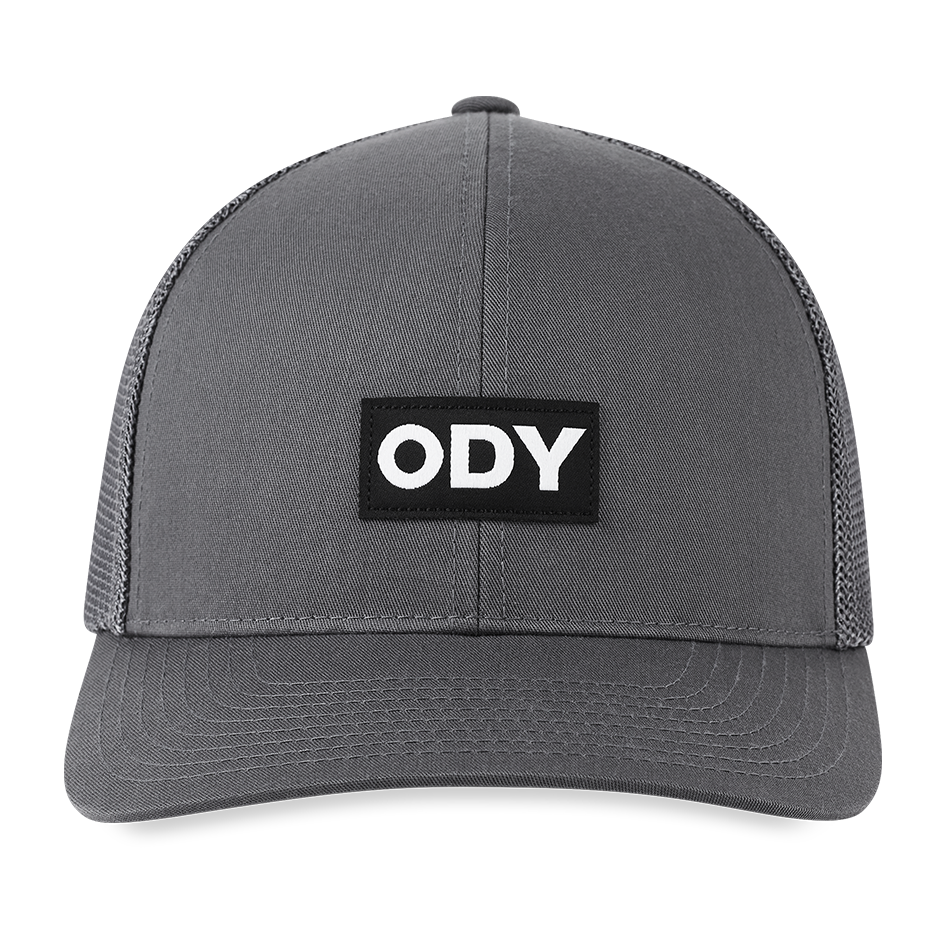 Odyssey Trucker Patch Mesh Cap - View 3