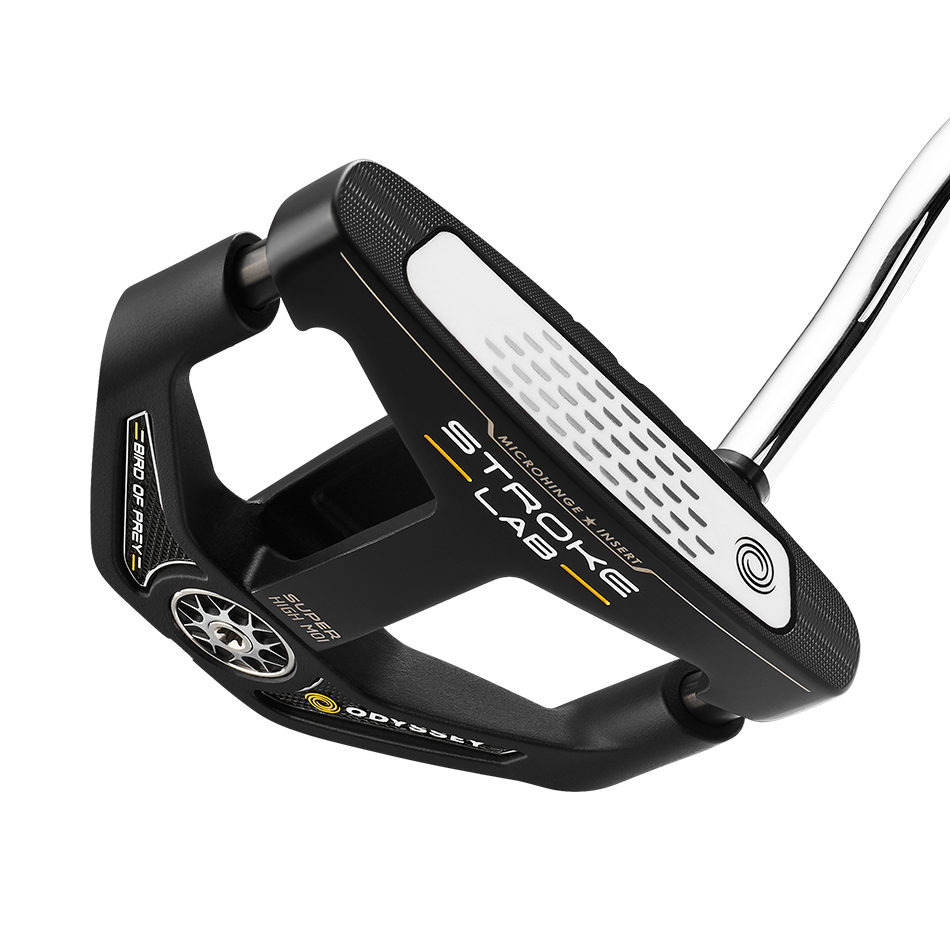 Stroke Lab Black Bird Of Prey Putter - View 4