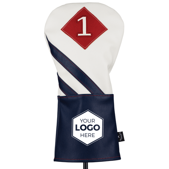 2018 Vintage Driver Logo Headcover