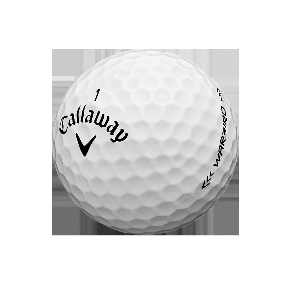 Warbird Logo Golf Balls - View 3