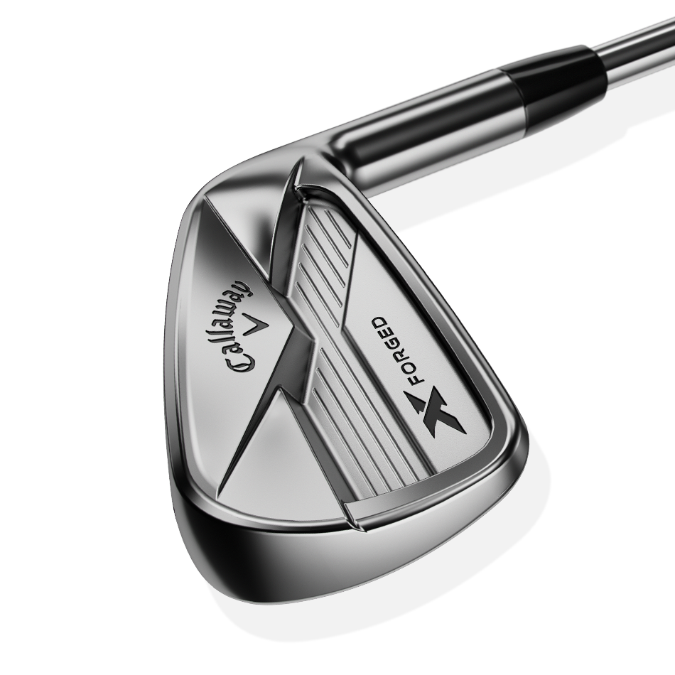 X Forged Irons - Featured
