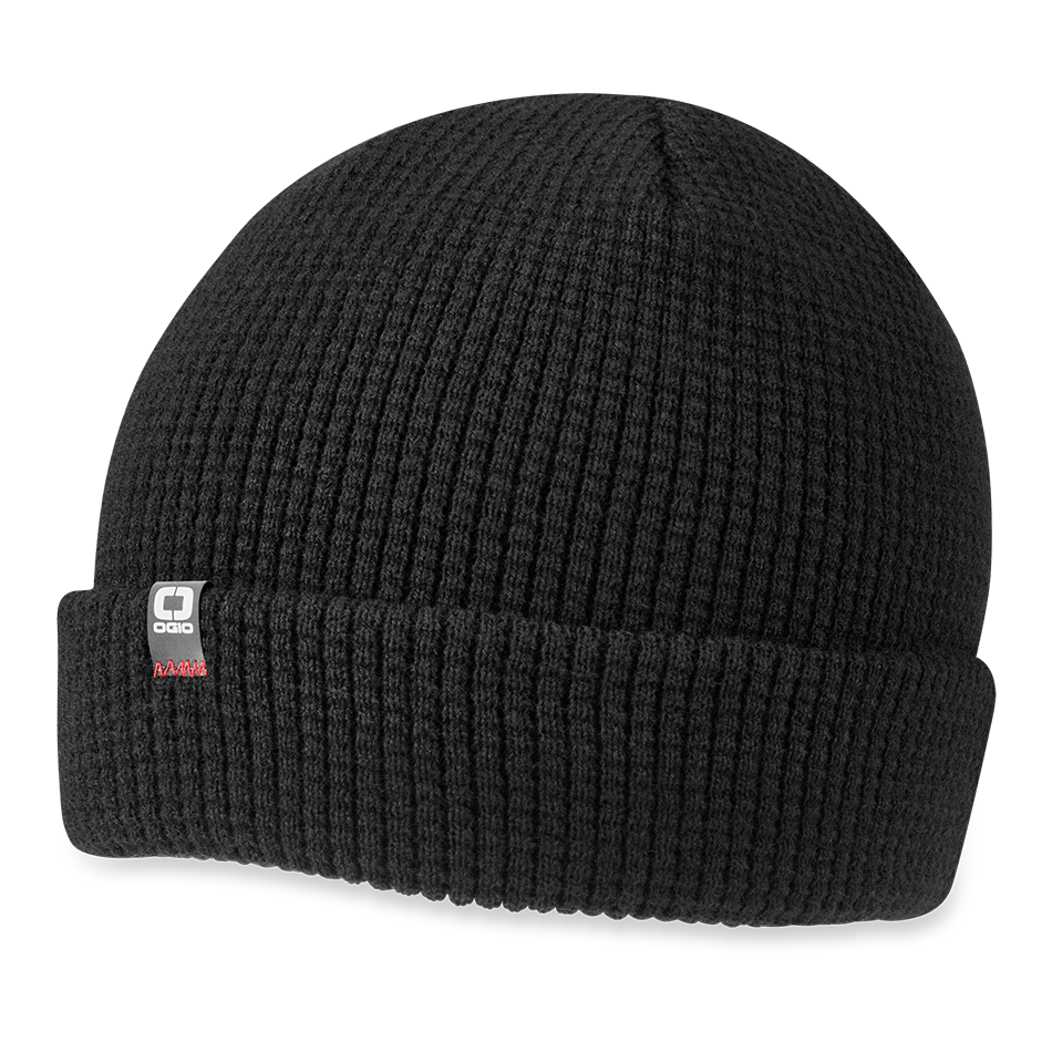 ALPHA Badge Beanie - Featured