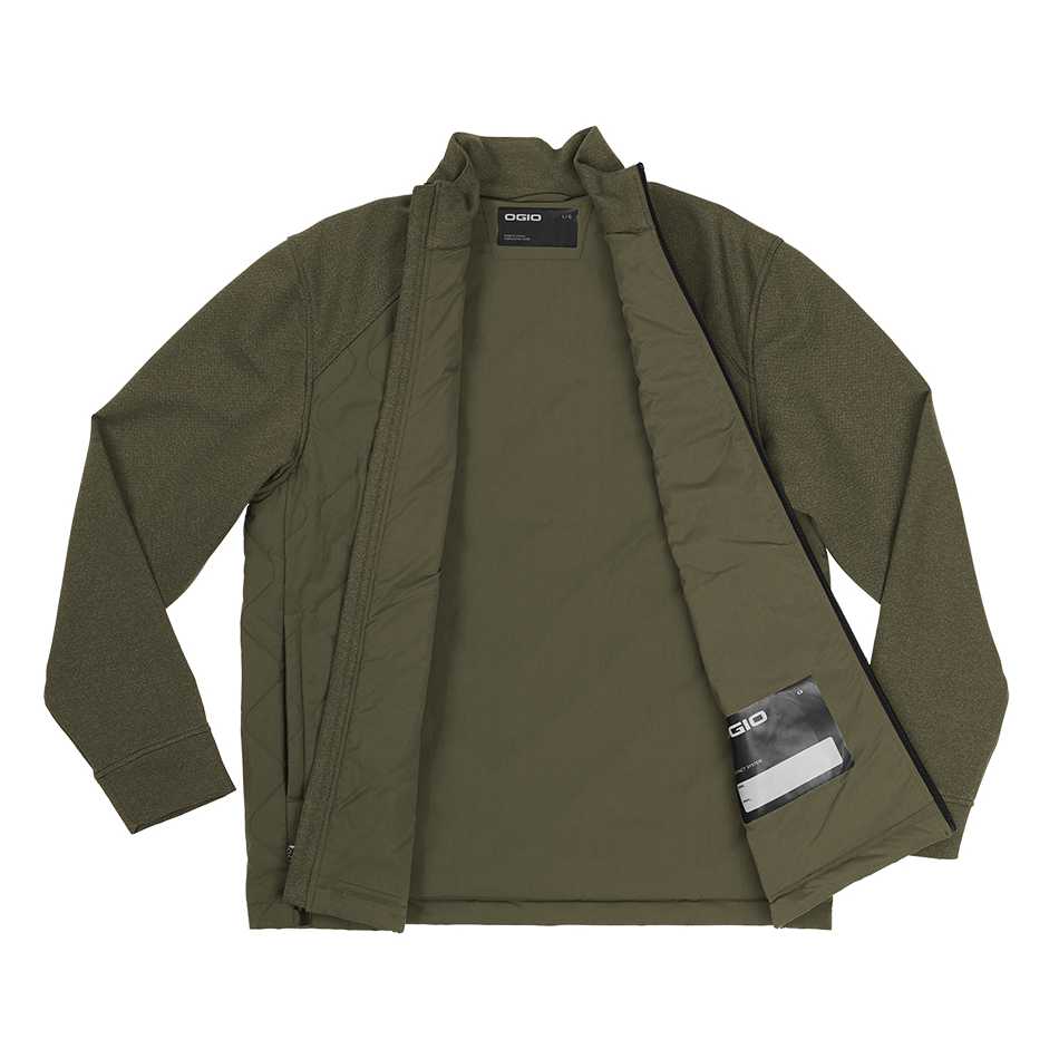 All Elements Quilted Jacket - View 2