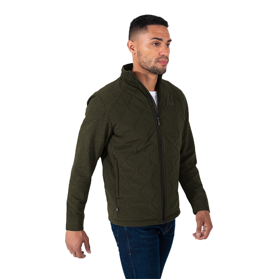 All Elements Quilted Jacket - View 5
