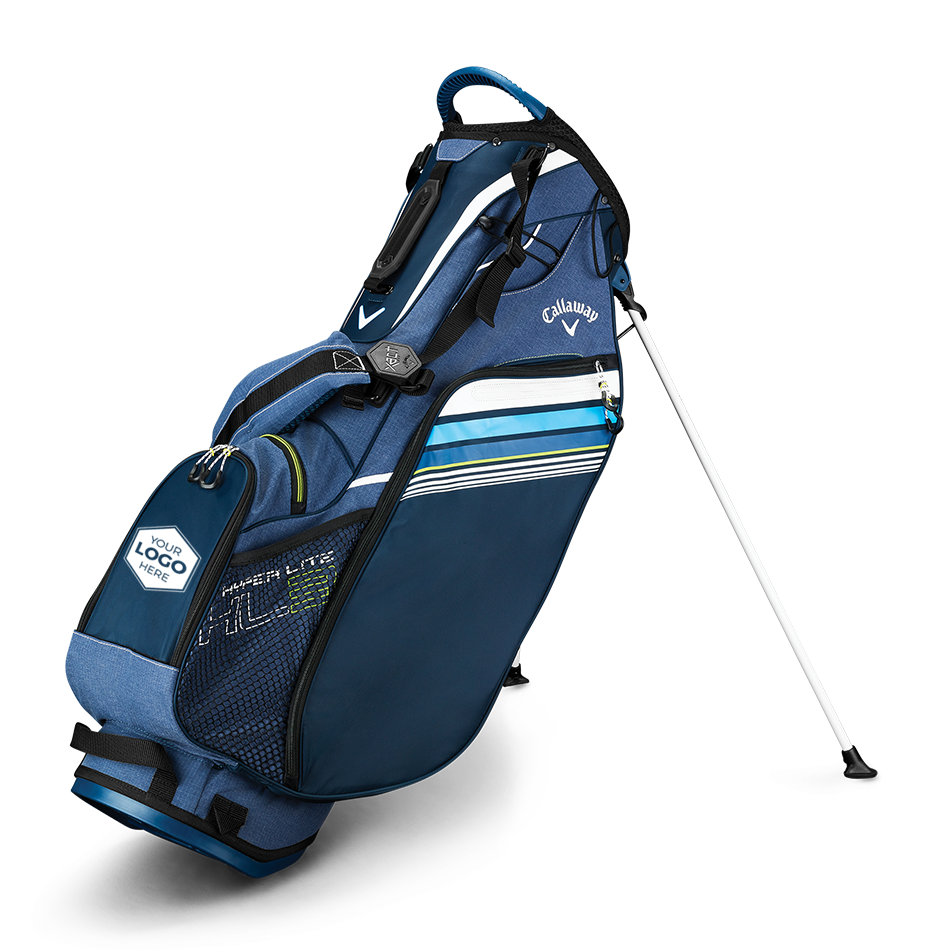 Hyper Lite 3 Double Strap Logo Stand Bag - Featured