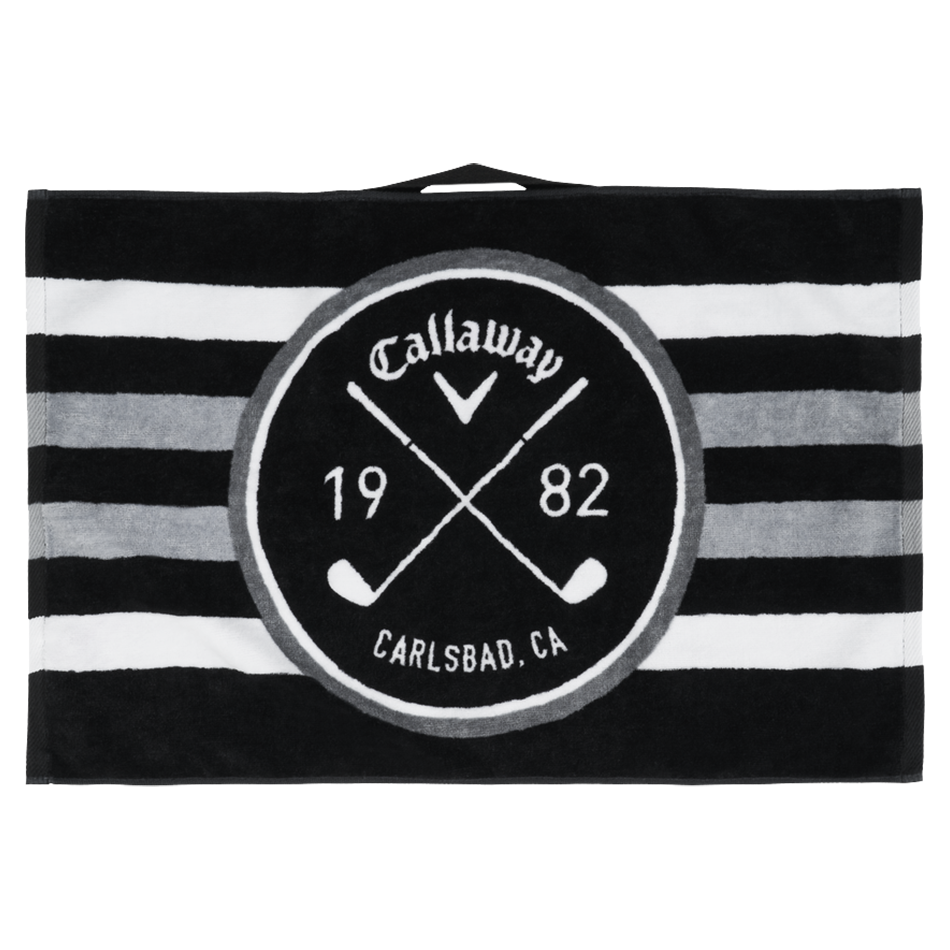 Callaway Cart Towel - Featured
