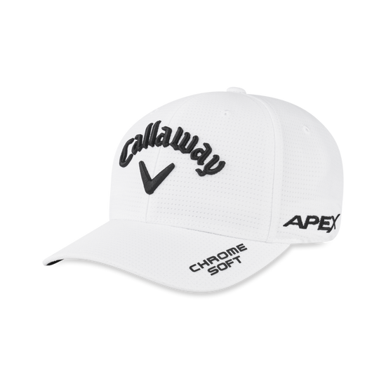 Tour Authentic Flex Fitted Cap