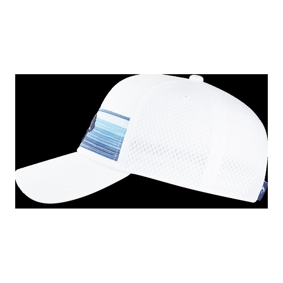 Stripe Mesh Adjustable Cap - View 3