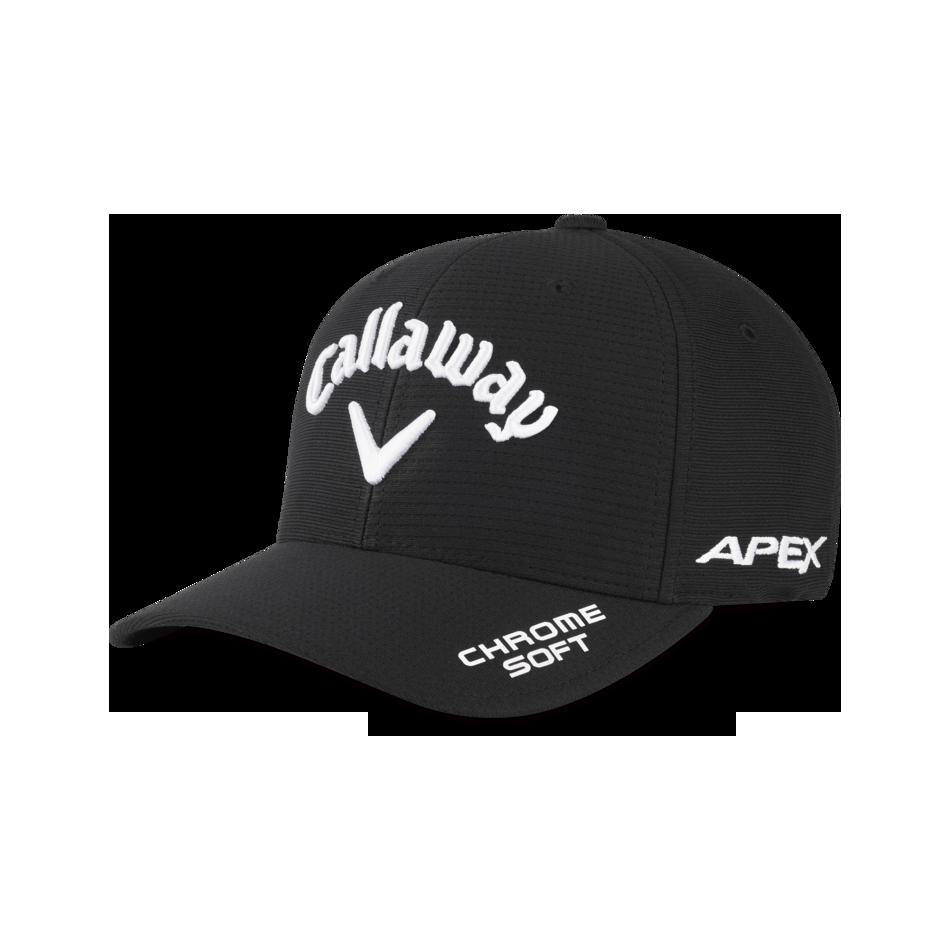 Tour Authentic Flex Fitted Cap - Featured