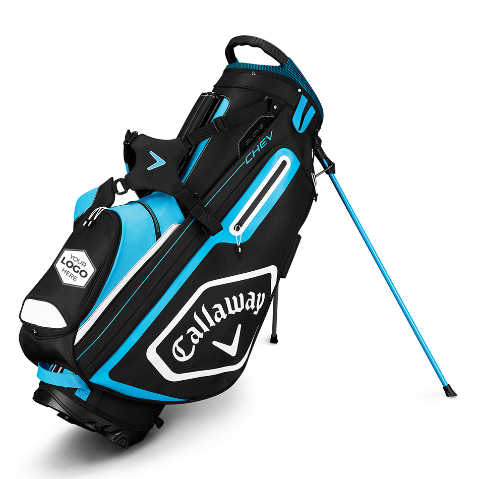 Chev Stand Logo Bag - Featured