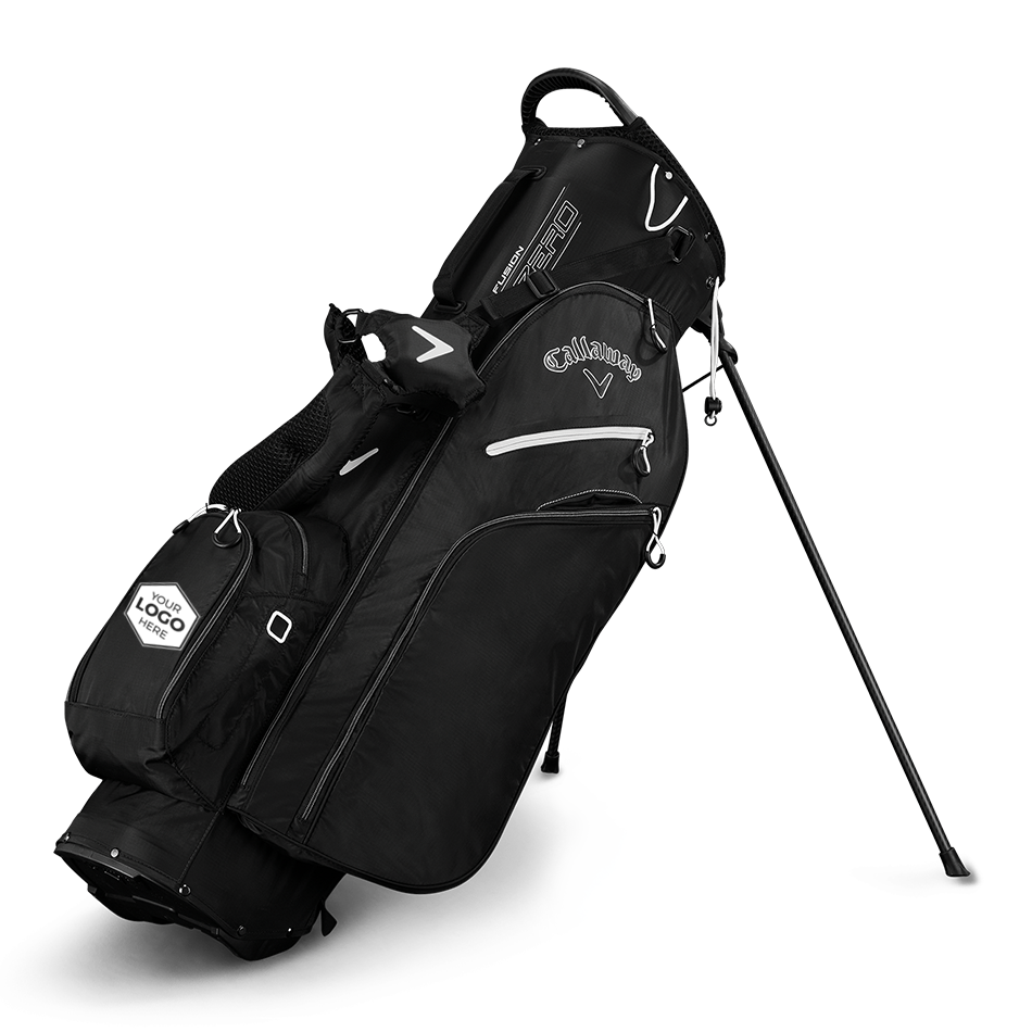 Fusion Zero Logo Stand Bag - Featured
