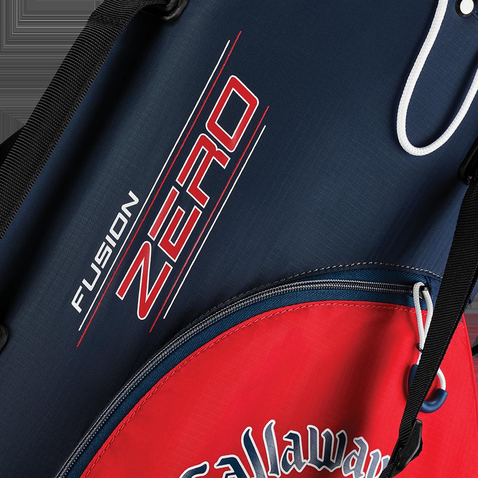 Fusion Zero Logo Stand Bag - View 3
