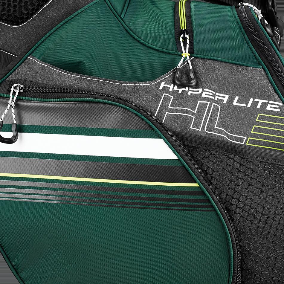 Hyper Lite 3 Double Strap Logo Stand Bag - View 3
