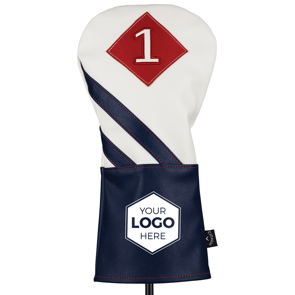 2018 Vintage Driver Logo Headcover - View 1