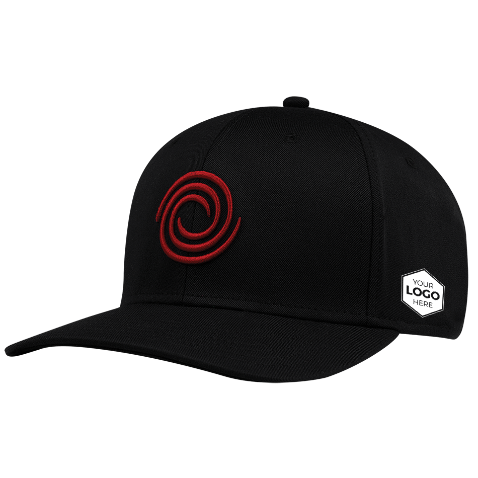 Odyssey High Crown Logo Cap - Featured