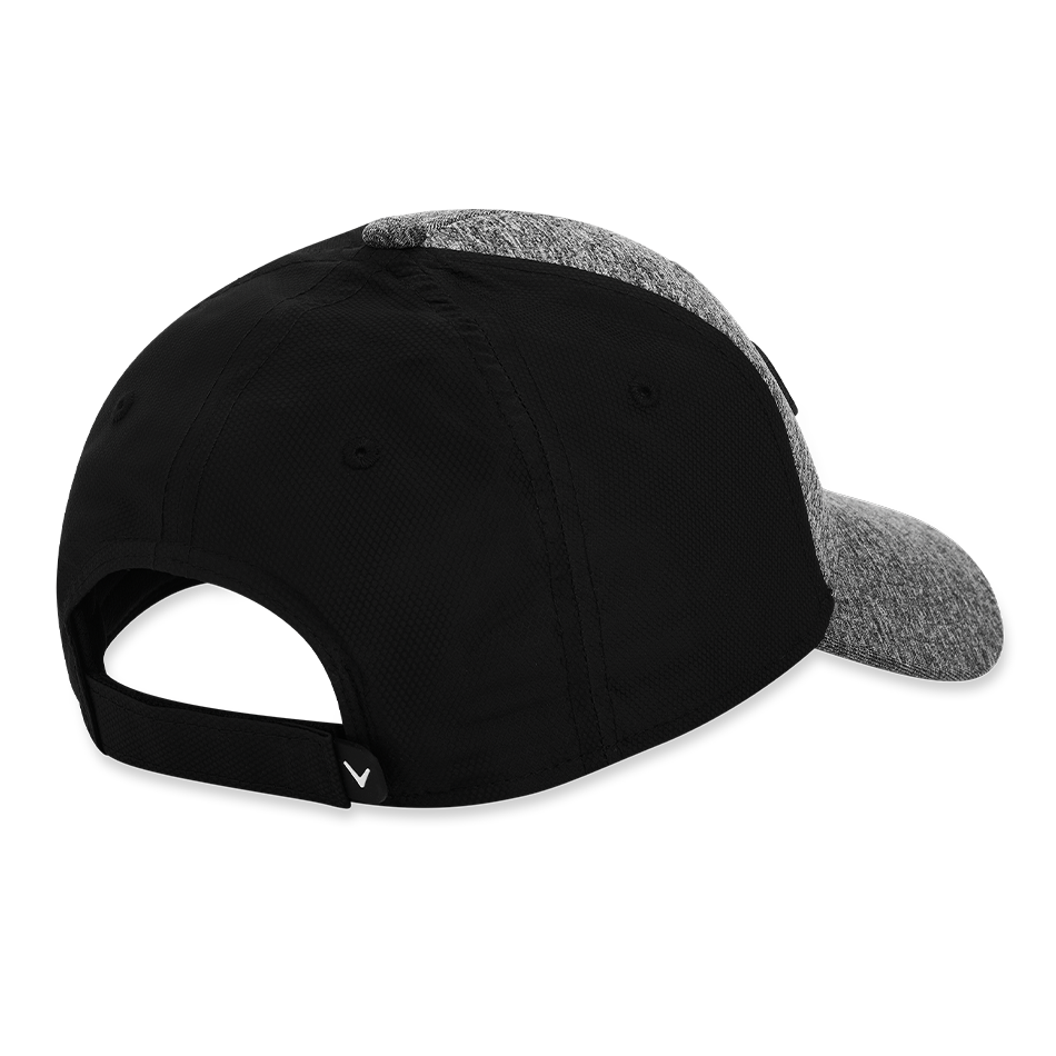 Women's Heathered Logo Cap - View 2