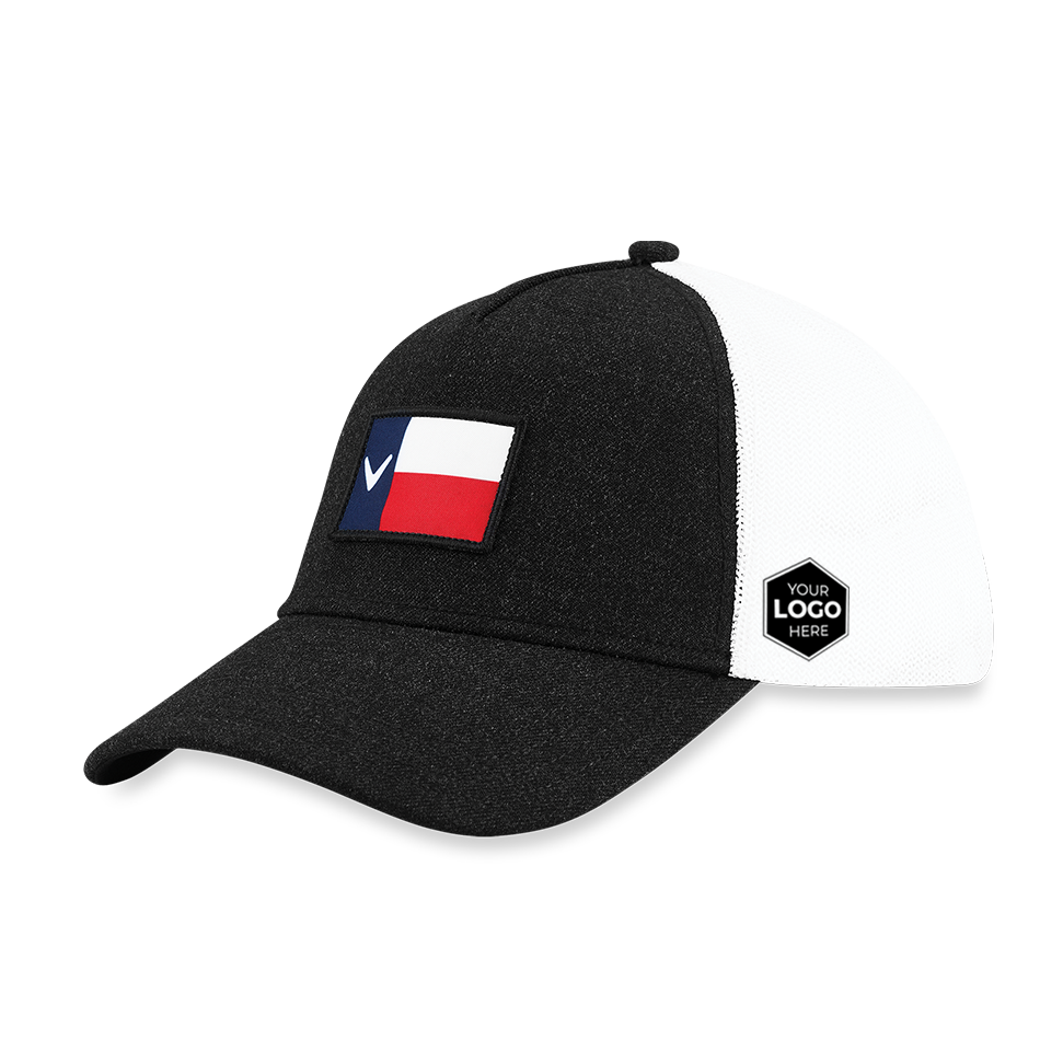 Texas Trucker Logo Cap - Featured