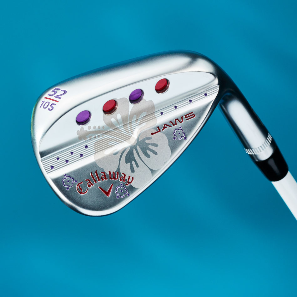 "Tour Limited ""Aloha"" Wedges - View 1"